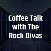 """coffee talk with the rock divas"""