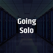 """going solo"""