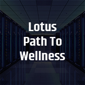 """lotus path to wellness"""