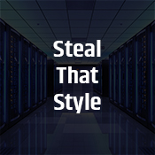 """steal that style"""
