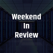 """weekend in review"""