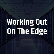 """working out on the edge"""