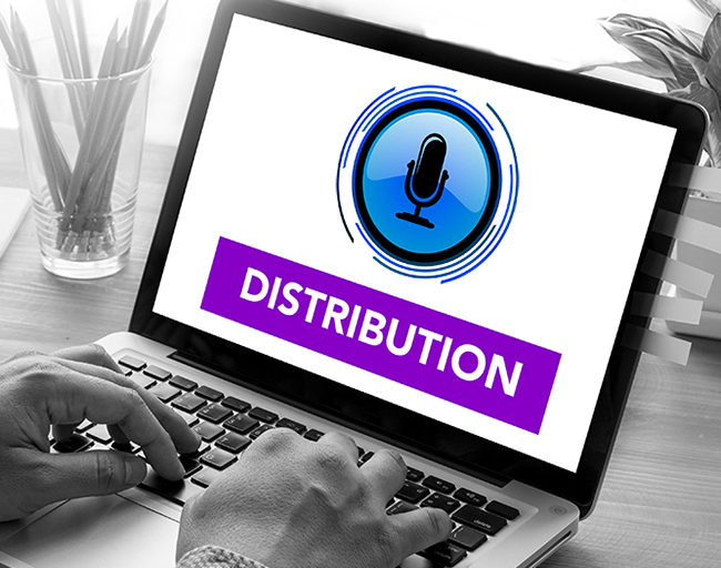 """podcast distribution"""