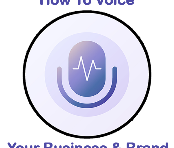 """voice your brand and busines"""