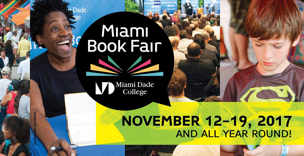 """miami book fair"""