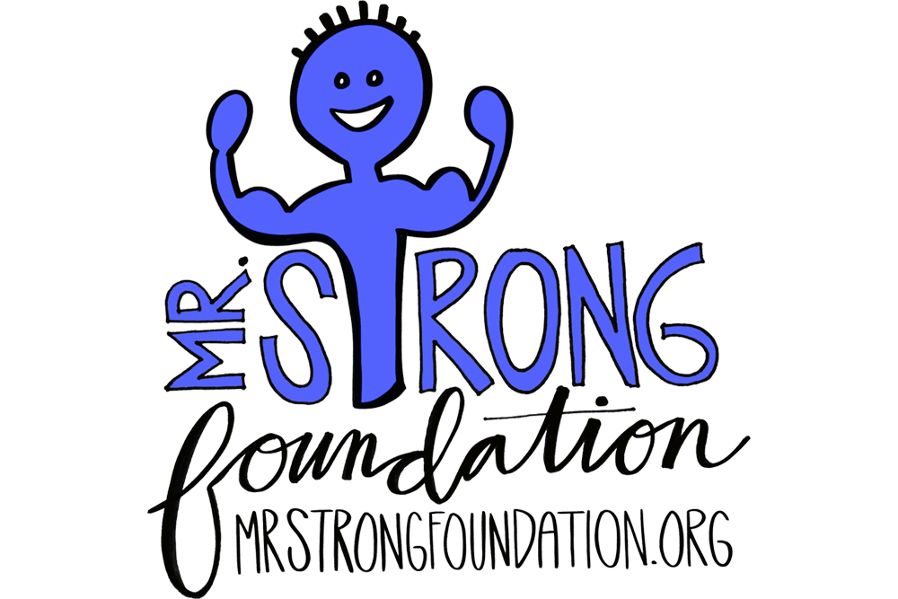 """mr. strong foundation"""